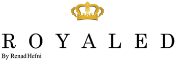 Royaled By Renad Hefni Logo
